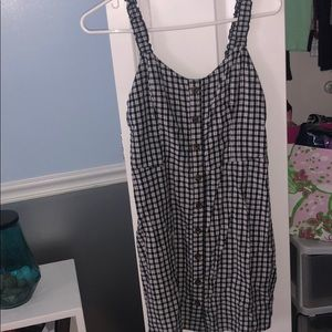 Gingham Hollister tank top dress